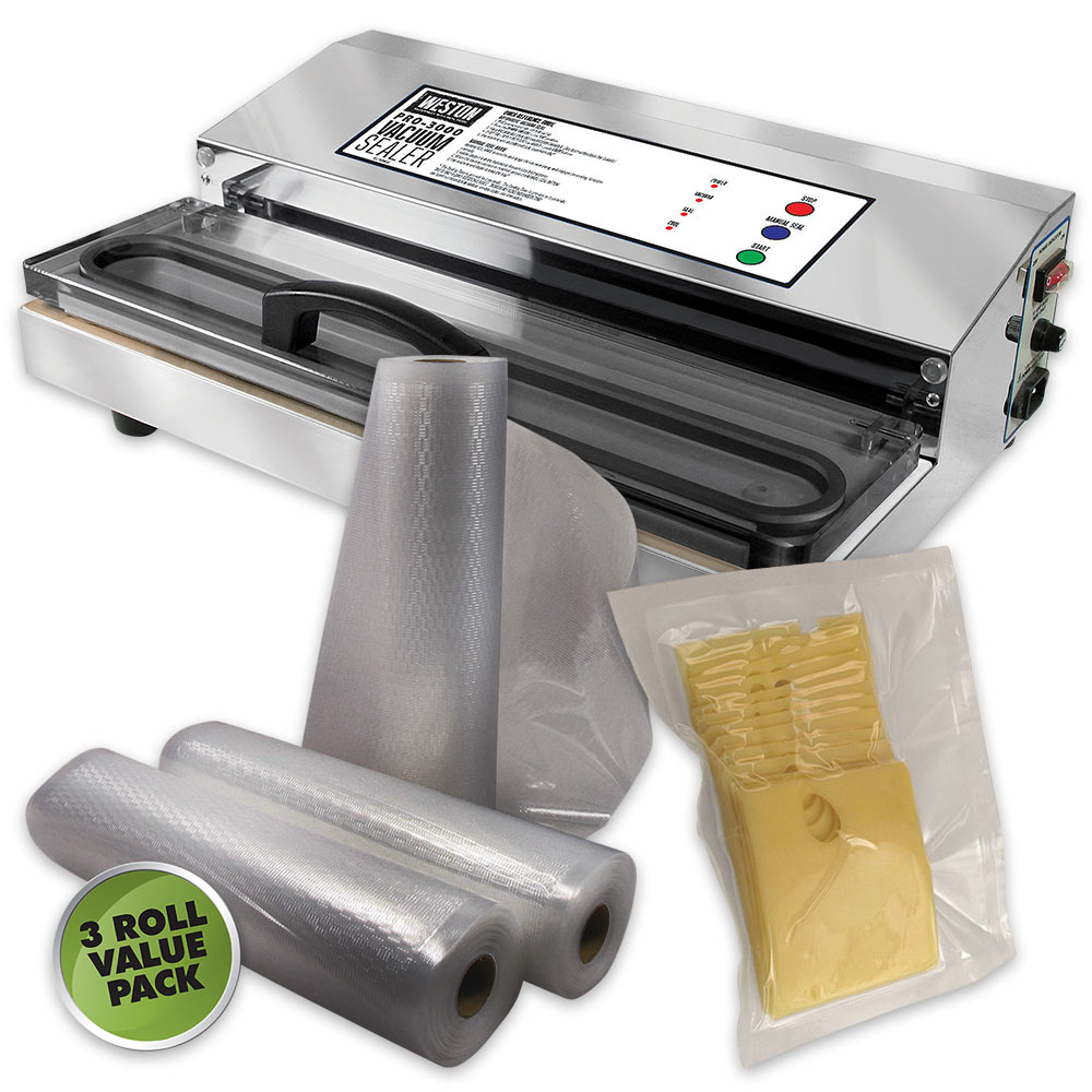Ziploc® Vacuum Sealer System was designed to help the everyday consumer save time and money. An immense amount of the food we purchase every day is thrown in the trash along with hard earned money. Ziploc® Vacuum Sealer Bags and Rolls are the answer to saving up to $ a year for a family of four* by keeping food in vacuum seal bags, food stays fresh up to 5x longer than conventional.