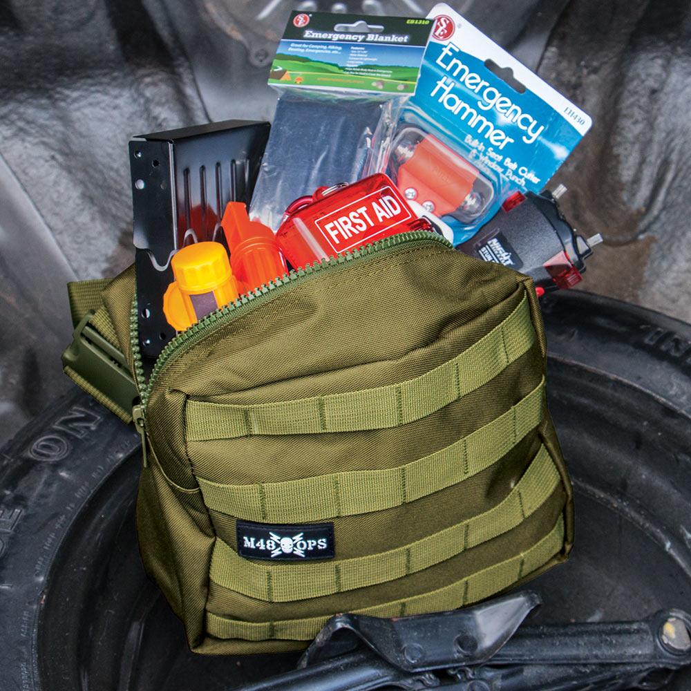 Stranded Auto Winter Survival Kit   CHKadels.com ...
