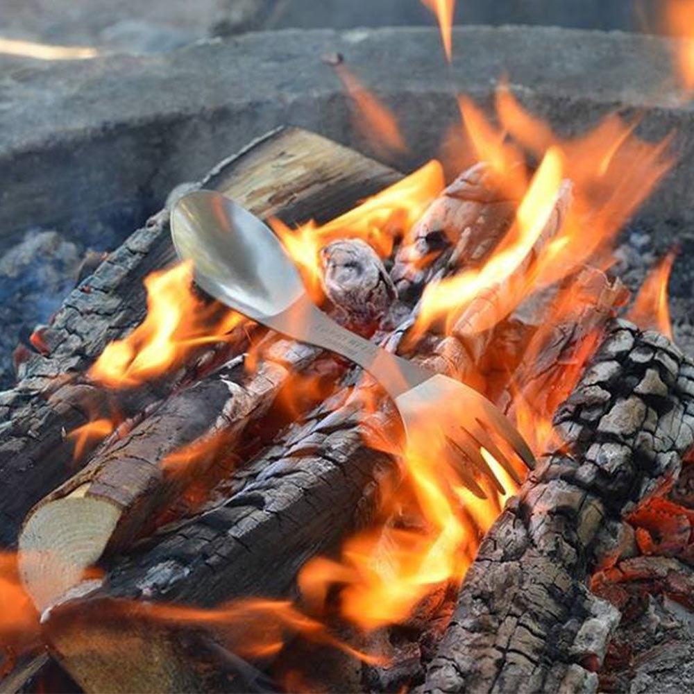 light my fire titanium spork kennesaw cutlery. Black Bedroom Furniture Sets. Home Design Ideas