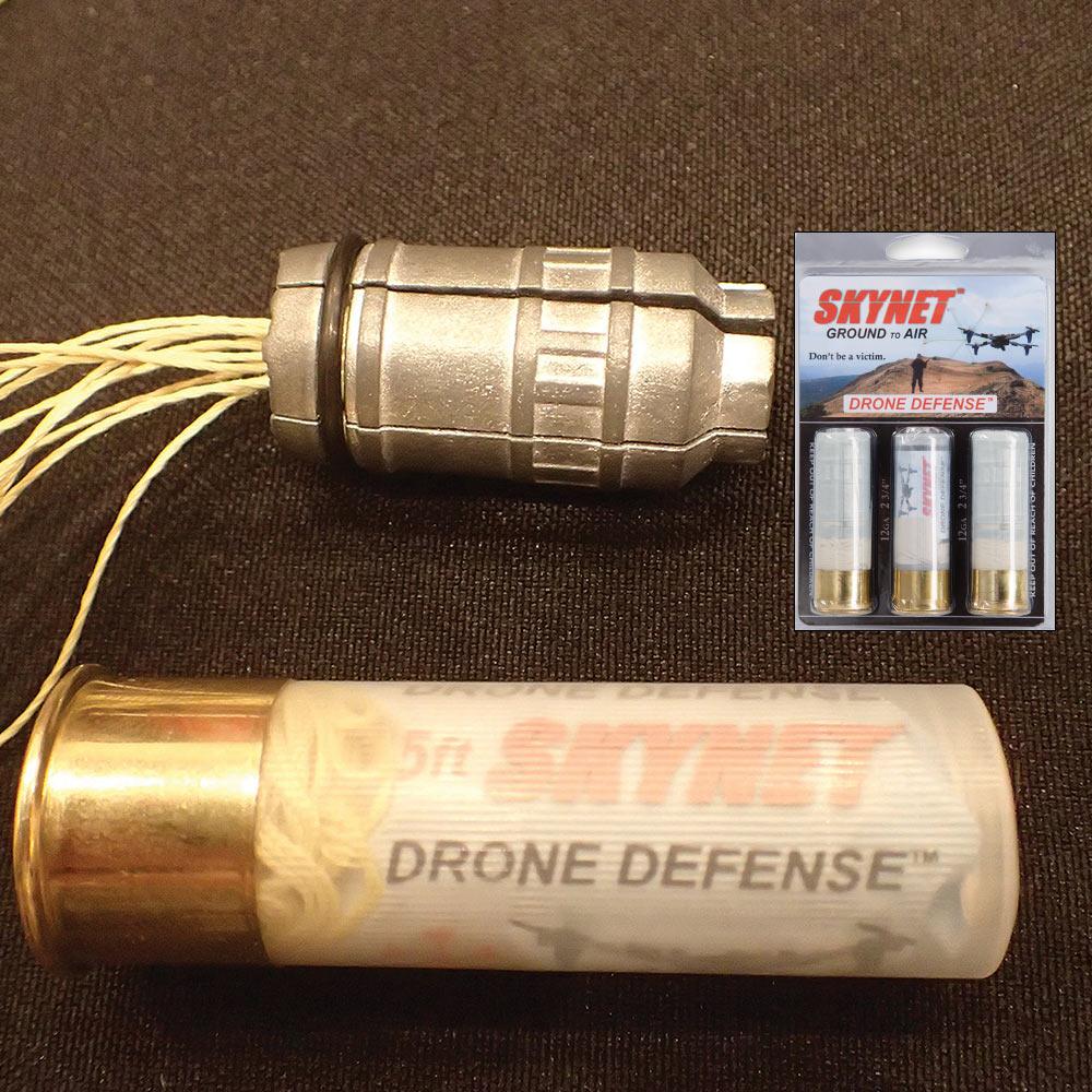 12 Gauge Skynet Drone Defense 3 Pack Budk Com Knives