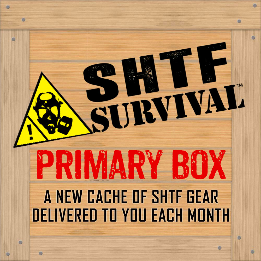 SHTF Mystery Survival Gear Monthly Subscription Box | BUDK com