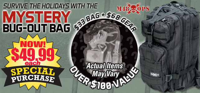 M48 Bug-Out Mystery Bag