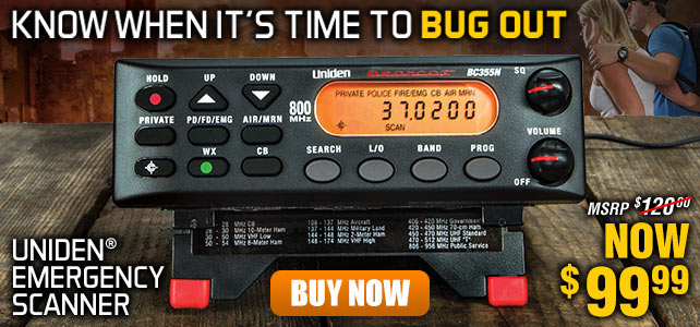 Uniden BC355N Base / Mobile Scanner - 800 MHz - 300 Channels