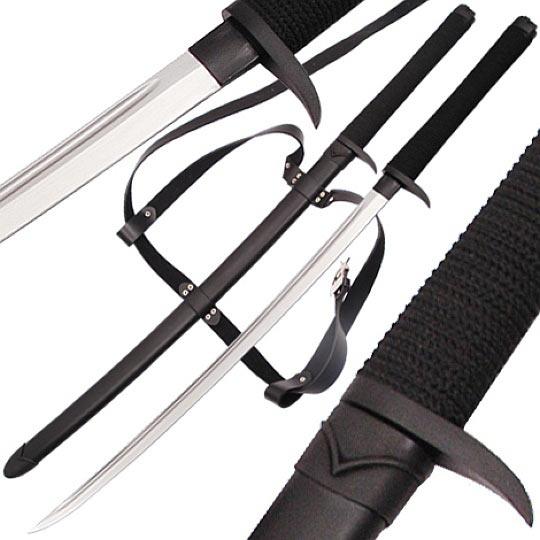 Carry a Katana on Your Back | True Swords