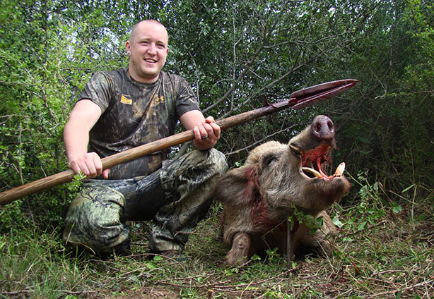 Boar Hog Hunting