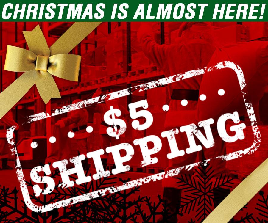 $5 Ship