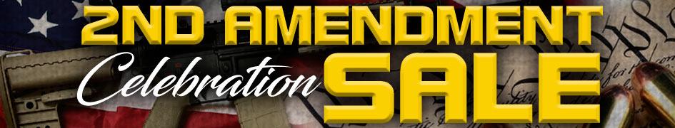 2nd Amendment Celebration Sale