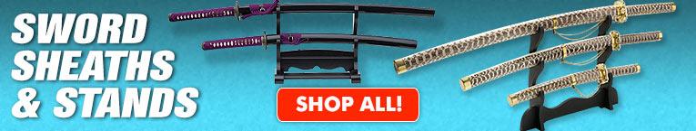 Sword Sheaths & Swords