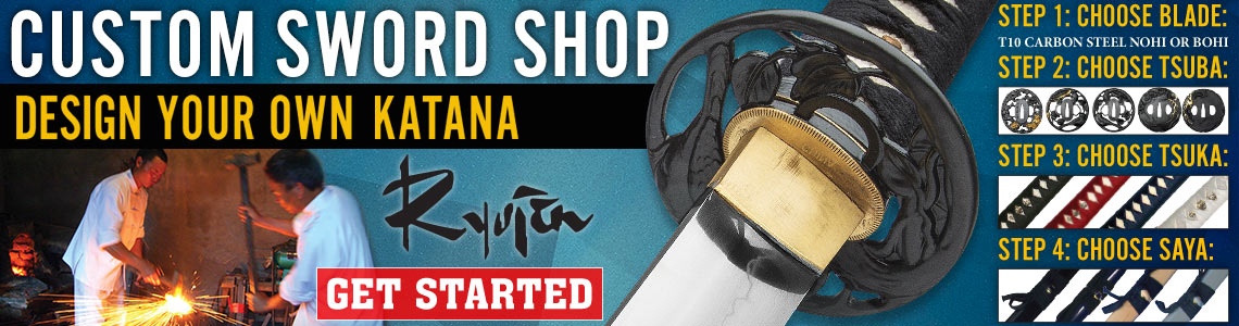 Custom Sword Shop