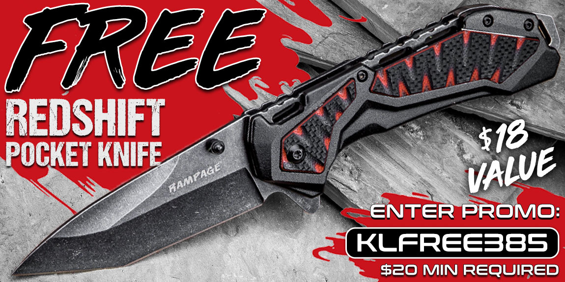 Free Pocket Knife
