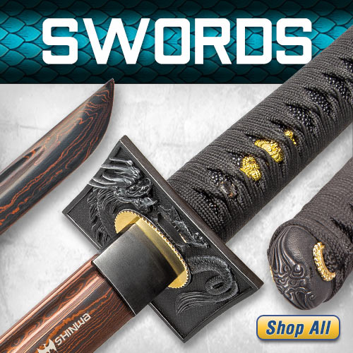 Swords, Knives \u0026 Ninja Weapons | TrueSwords.com