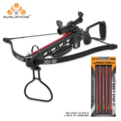 Avalanche Hunting Crossbow Package