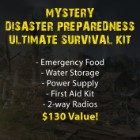 Mystery Disaster Preparedness Ultimate Survival Kit