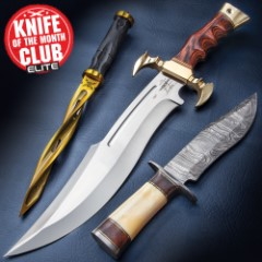 Knife Of The Month Elite Box - Monthly Subscription