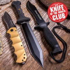 Knife of the Month Club - Monthly Subscription