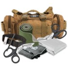 Emergency Medical Response Pack With Supplies
