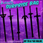 Anime Surprise Bag - 1 Sword