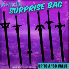 Anime Sword Blind Bag