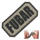 Morale Patch FUBAR
