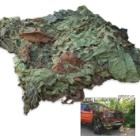 20 x 20 Feet Military Surplus Mesh Camo Survival Net