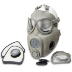 Czech Military Surplus Gas Mask M10