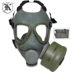 Yugoslavian Gas Mask with Filter M8 Bag