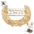 Gold CSA Hat Pin