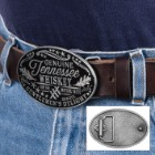 Tennessee Whiskey Belt Buckle