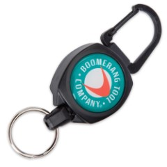 Boomerang Mid-Size Zinger With Carabiner