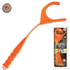 Do-All Big Orange Hand Thrower For Clay Disks