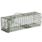 Duke Standard Small Animal Non-Lethal Cage Trap - Rodents, Small Squirrels, Chipmunks and More