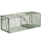"Duke Heavy Duty  Animal Non-Lethal Cage Trap - Rabbits - 26"" x 9"" x 9"""