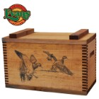 Wooden Standard Ammo Box – Duck