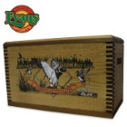Wooden Accessory Box – Duck