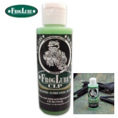 FrogLube CLP Gun Cleaner -  Dissolves Carbon On Contact 4 Oz.
