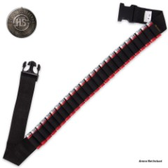 Shotgun Shell Belt Holds 25