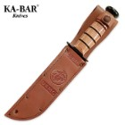 KA-BAR Replacement Leather Sheath