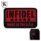 Infidel Velcro Morale Patch