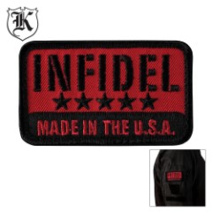 Infidel Morale Patch Velcro