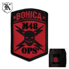 M48 Ops Bohica Patch Morale Patch