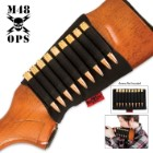 M48 OPS Butt Stock Rifle Shell Holder