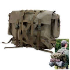 Swiss M90 Used Rubber Rucksack