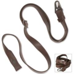 German G3 Leather Sling, Used