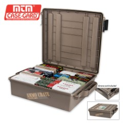 MTM Ammo Crate Utility Box ACR5 85 lb. Capacity