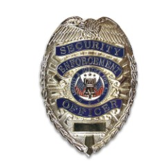 Rothco Deluxe Security Enforcement Badge