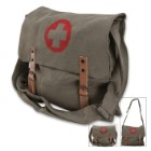Rothco Olive Drab Medic Bag Messenger Shoulder