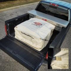 Khaki Tuff Truck Bag