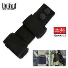 Tactical MOLLE Attachment For Swords