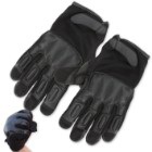 Law Enforcement Self Defense Leather Sap Gloves