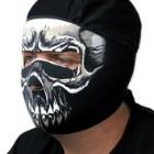 Evil Skull Neoprene Facemask
